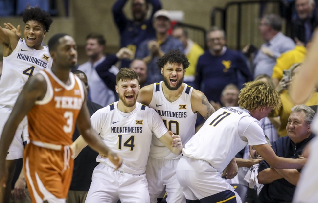 Texas vs. West Virginia - 2/24/20 College Basketball Pick, Odds, and Prediction