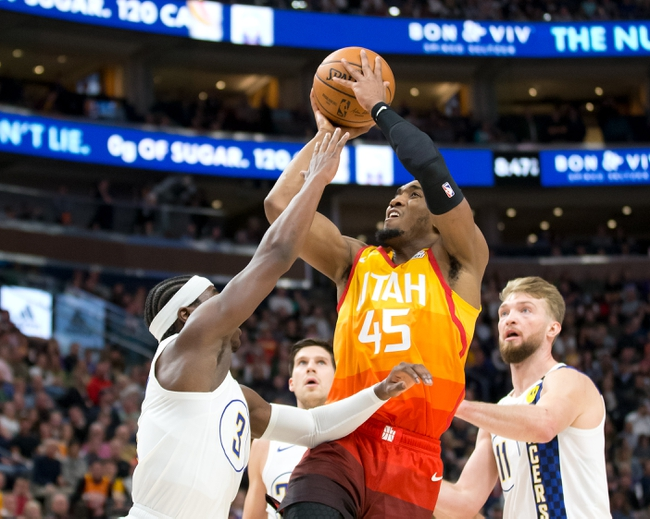 Golden State Warriors vs. Utah Jazz - 1/22/20 NBA Pick, Odds & Prediction