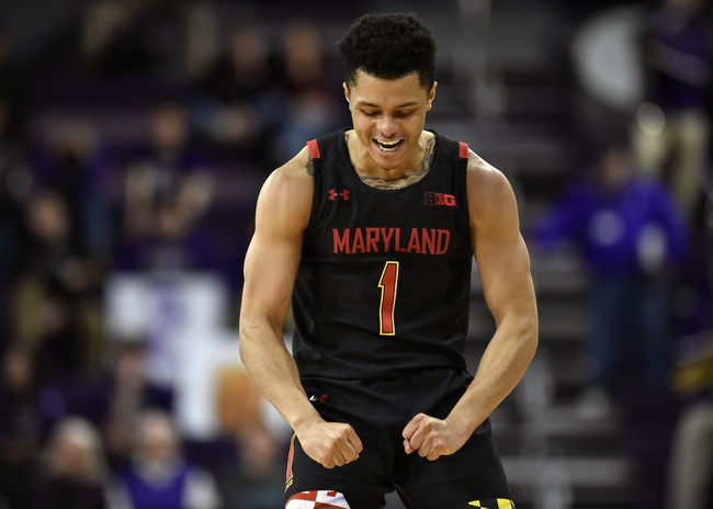 Maryland vs. Northwestern - 2/18/20 College Basketball Pick, Odds, and Prediction