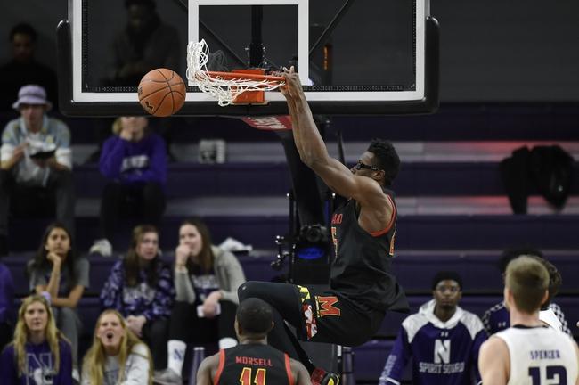Maryland vs. Northwestern  - 2/18/20 College Basketball Pick, Odds & Prediction