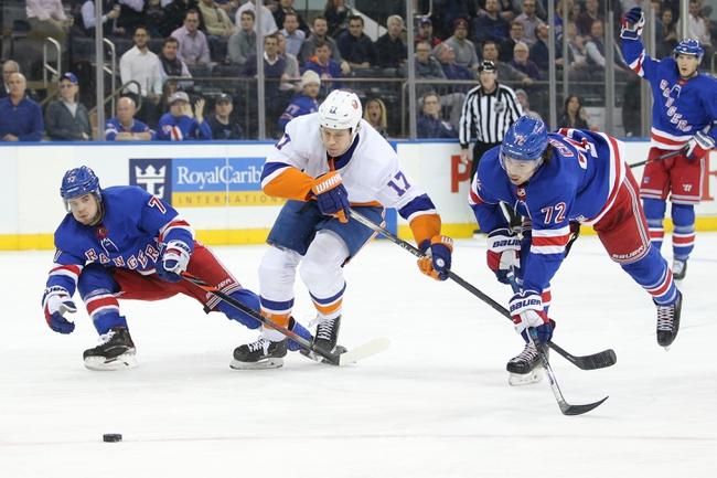 New York Islanders vs. New York Rangers - 2/25/20 NHL Pick, Odds, and Prediction