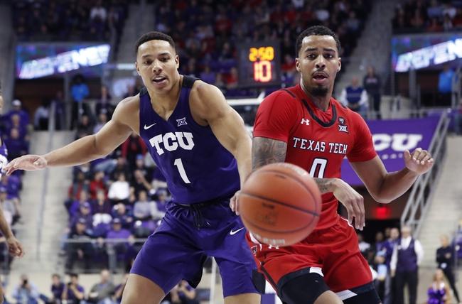 Texas Tech vs. TCU - 2/10/20 College Basketball Pick, Odds, and Prediction