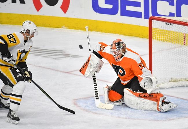 Pittsburgh Penguins vs. Philadelphia Flyers - 1/31/20 NHL Pick, Odds, and Prediction