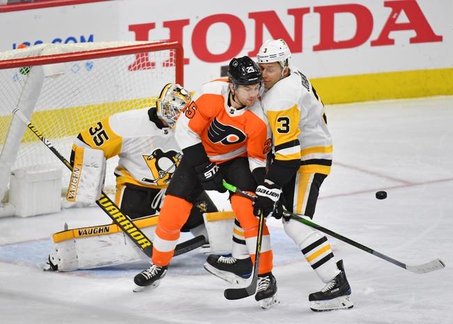 Pittsburgh Penguins vs. Philadelphia Flyers - 1/31/20 NHL Pick, Odds & Prediction