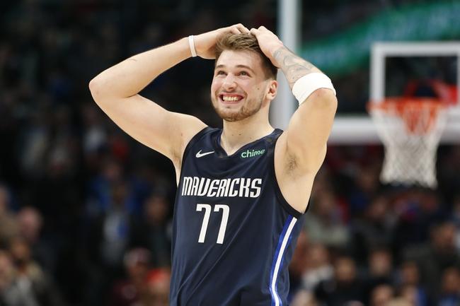 Dallas Mavericks at Los Angeles Clippers - 8/17/20 NBA Picks and Prediction