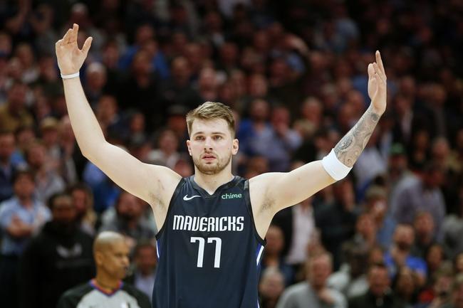 Dallas Mavericks vs. Los Angeles Clippers - 8/6/20 NBA Pick, Odds, and Prediction