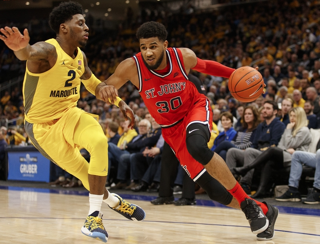 St. John's vs. Marquette - 3/7/20 College Basketball Pick, Odds, and Prediction