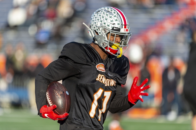 K.J. Hill 2020 NFL Draft Profile, Pros, Cons, and Projected Teams