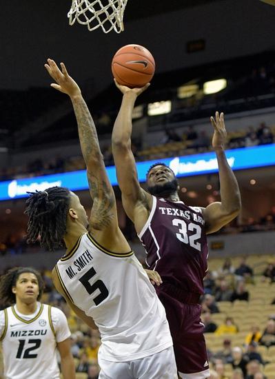 Missouri  at Texas A&M  - 3/12/20 College Basketball Picks and Prediction