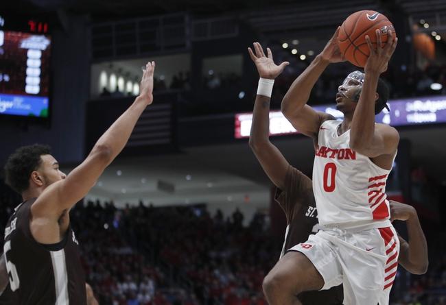 St. Bonaventure vs. George Mason - 3/12/20 College Basketball Pick, Odds, and Prediction