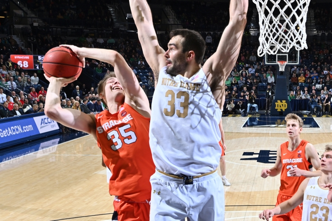 Syracuse Orange vs. Pittsburgh Panthers - 1/25/20 College Basketball Pick, Odds, and Prediction