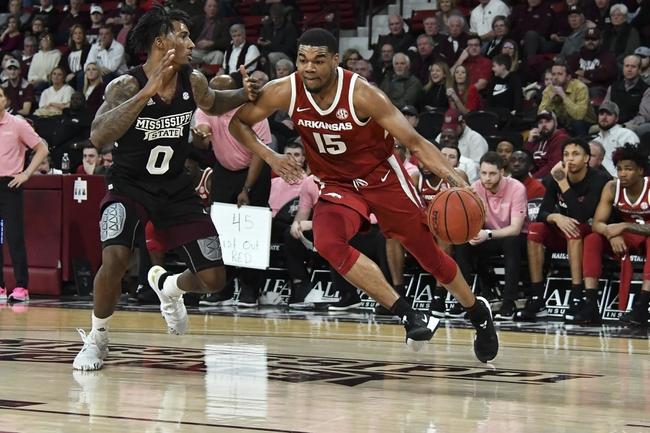 Arkansas vs. TCU - 1/25/20 College Basketball Pick, Odds, and Prediction