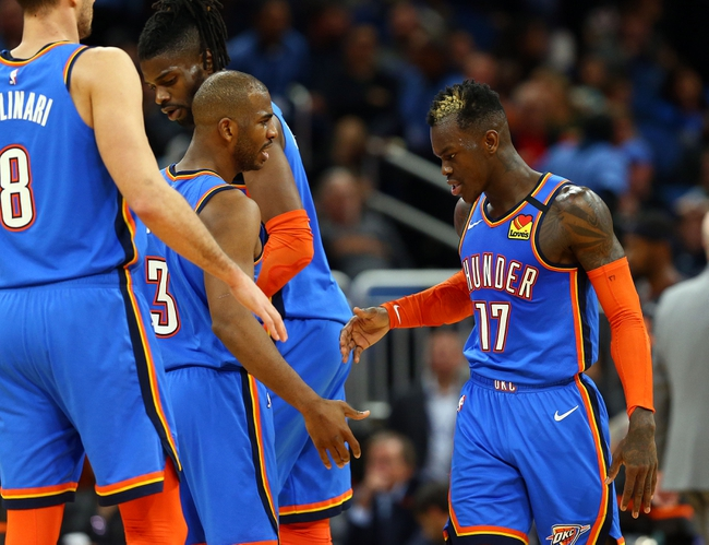 Minnesota Timberwolves vs. Oklahoma City Thunder - 1/25/20 NBA Pick, Odds & Prediction