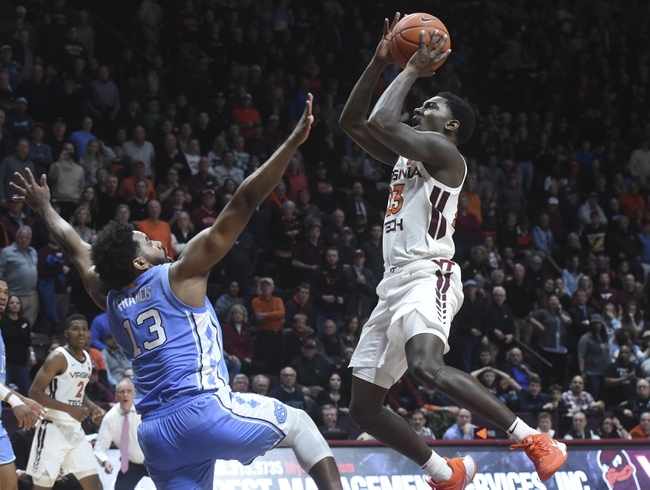 North Carolina at Virginia Tech - 3/10/20 College Basketball Picks and Prediction