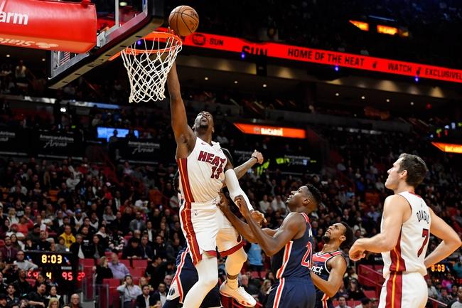 Washington Wizards vs. Miami Heat - 3/8/20 NBA Pick, Odds, and Prediction