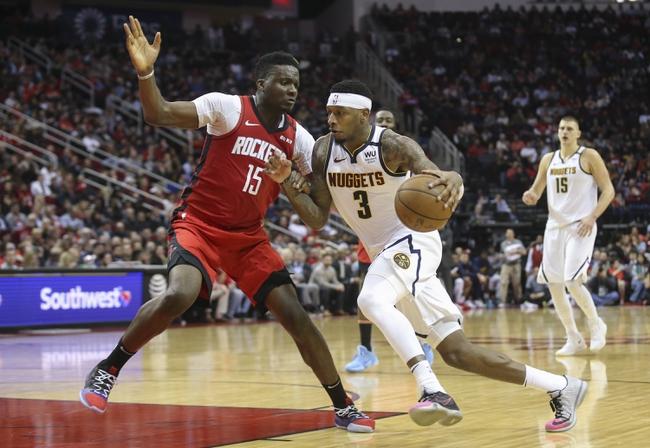 Denver Nuggets vs. Houston Rockets - 1/26/20 NBA Pick, Odds, and Prediction