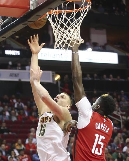 Denver Nuggets vs. Houston Rockets - 1/26/20 NBA Pick, Odds & Prediction