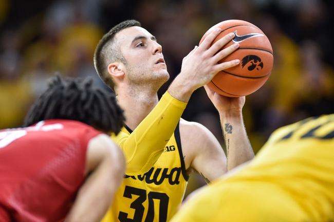 Iowa vs. Wisconsin - 1/27/20 College Basketball Pick, Odds, and Prediction