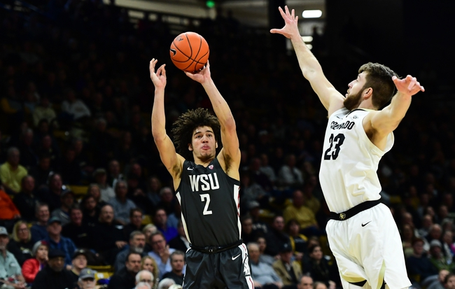 Washington State at Colorado - 3/11/20 College Basketball Picks and Prediction