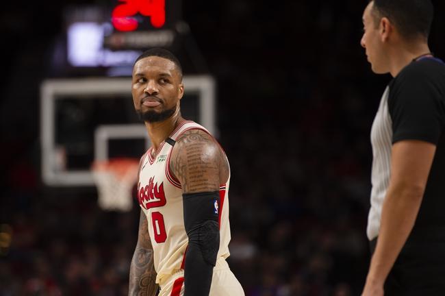 Portland Trail Blazers at Dallas Mavericks - 8/11/20 NBA Picks and Prediction