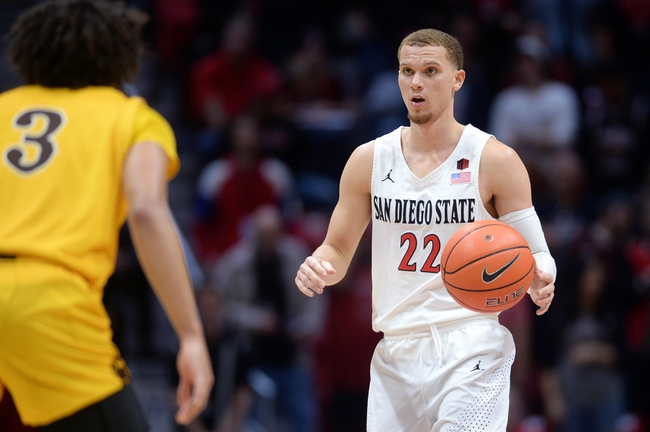 UNLV vs. San Diego State - 1/26/20 College Basketball Pick, Odds, and Prediction