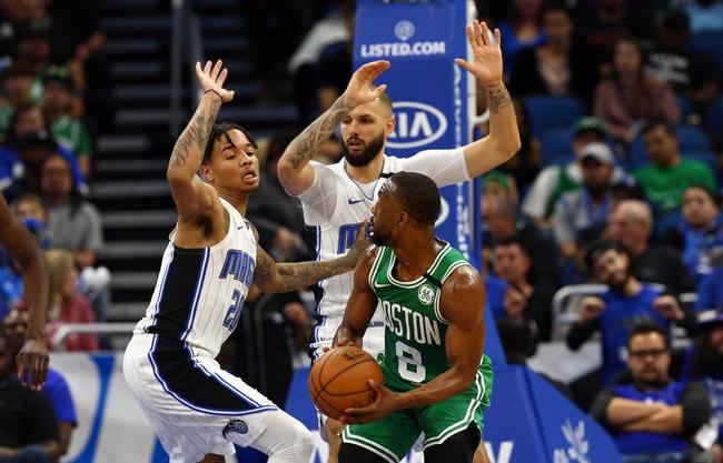 Boston Celtics vs. Orlando Magic - 8/9/20 NBA Pick, Odds, and Prediction