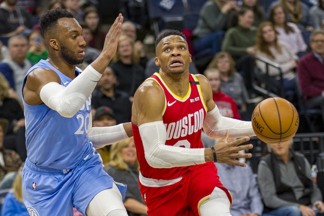 Houston Rockets vs. Minnesota Timberwolves - 3/10/20 NBA Pick, Odds, and Prediction