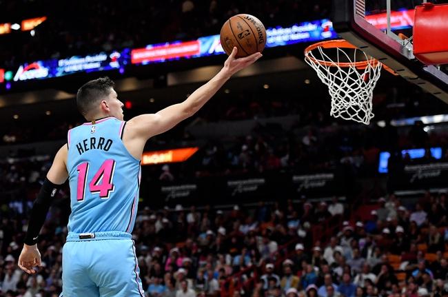 Miami Heat vs. Utah Jazz - 7/25/20 NBA Picks and Prediction