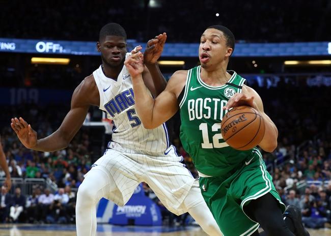 Boston Celtics vs. Orlando Magic - 2/5/20 NBA Pick, Odds & Prediction