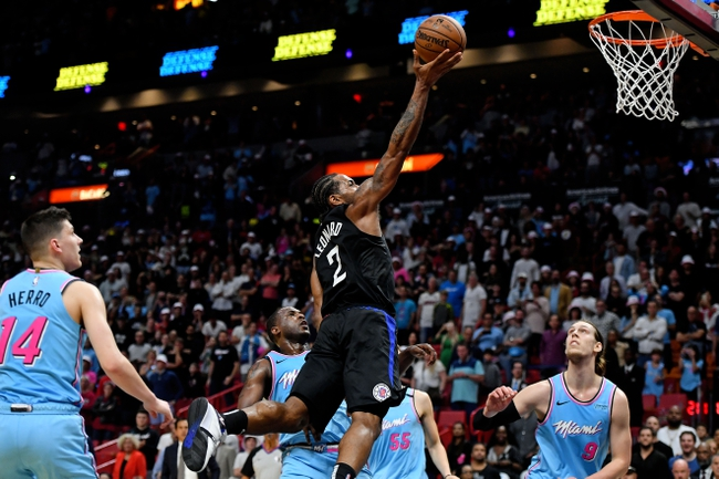 Los Angeles Clippers vs. Miami Heat - 2/5/20 NBA Pick, Odds, and Prediction