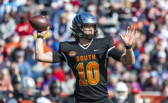 NFL Draft Prop Betting 2020: Justin Herbert Draft Position