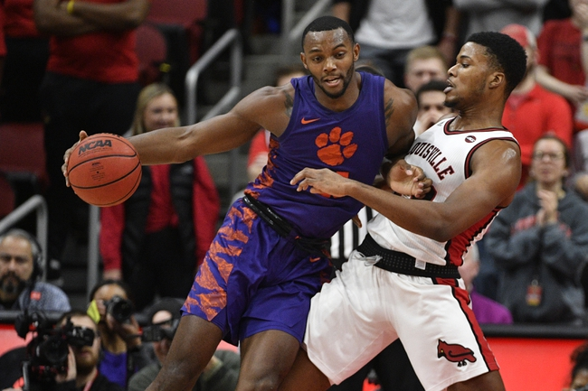 Clemson vs. Louisville - 2/15/20 College Basketball Pick, Odds, and Prediction