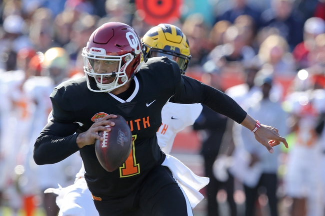 NFL Draft Prop Betting 2020: Jalen Hurts Overall Draft Position