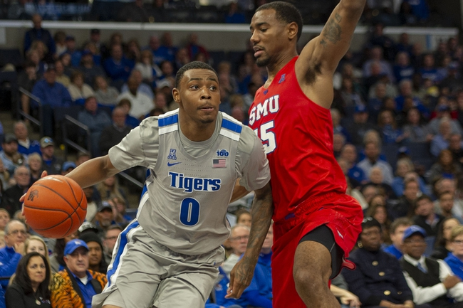 Southern Methodist vs. Memphis - 2/25/20 College Basketball Pick, Odds, and Prediction