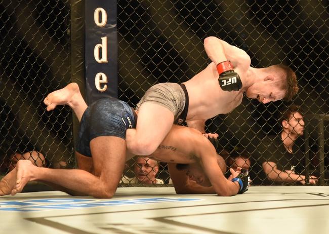 Evan Dunham vs. Herbert Burns - 6/6/20 UFC 250 Pick and Prediction