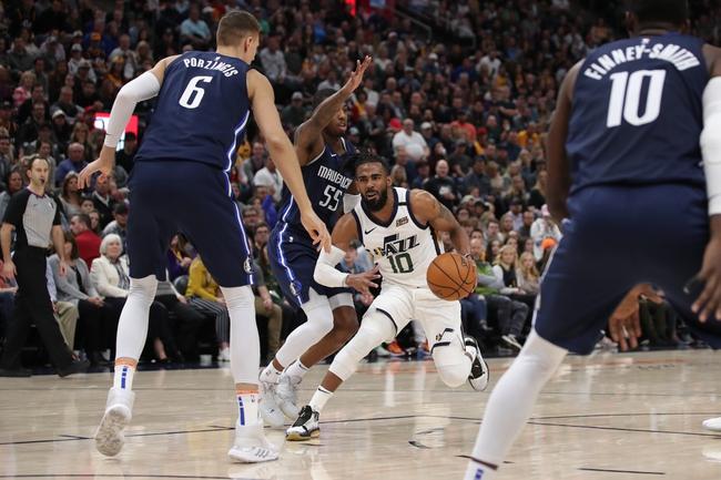 Dallas Mavericks vs. Utah Jazz - 2/10/20 NBA Pick, Odds & Prediction