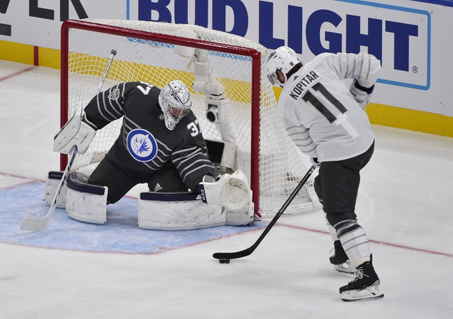 Winnipeg Jets vs. Los Angeles Kings - 2/18/20 NHL Pick, Odds, and Prediction