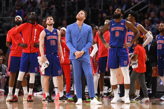 Detroit Pistons vs. Cleveland Cavaliers - 1/27/20 NBA Pick, Odds & Prediction