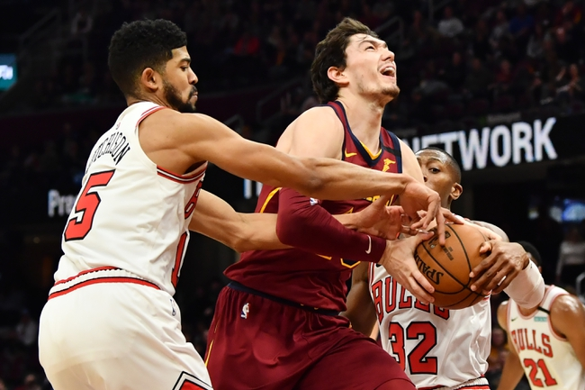 Chicago Bulls vs. Cleveland Cavaliers - 3/10/20 NBA Pick, Odds, and Prediction