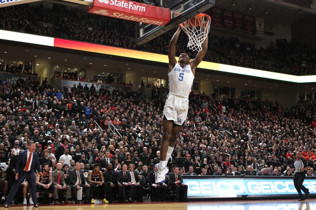 Kentucky vs. Mississippi State - 2/4/20 College Basketball Pick, Odds, and Prediction