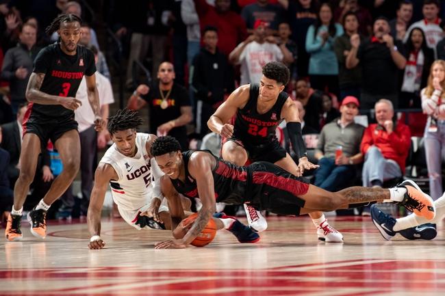 Houston vs. UConn - 3/5/20 College Basketball Pick, Odds, and Prediction