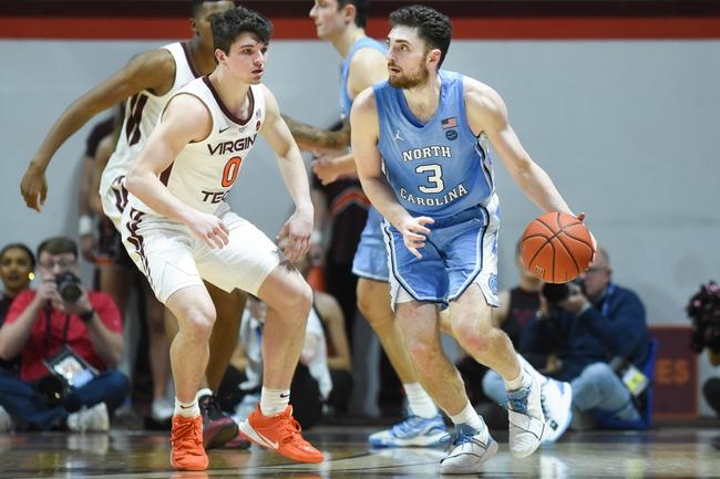 Virginia Tech vs. North Carolina - 3/10/20 College Basketball Pick, Odds, and Prediction