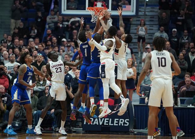 Tulsa vs. Connecticut - 2/6/20 College Basketball Pick, Odds, and Prediction