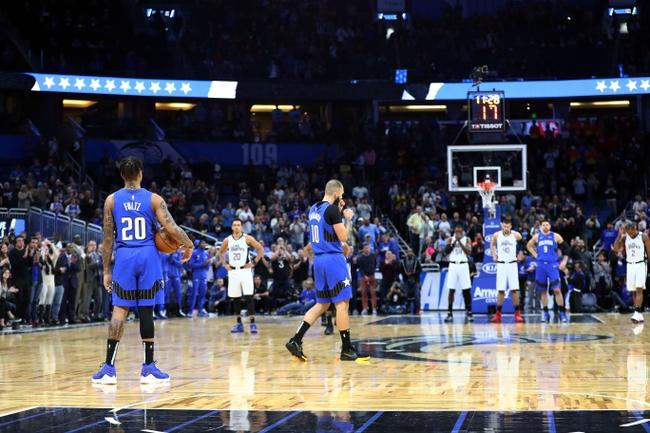 Orlando Magic vs. Los Angeles Lakers - 7/25/20 NBA Pick, Odds, and Prediction