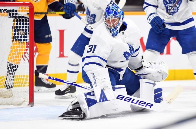 Nashville Predators at Toronto Maple Leafs - 3/12/20 NHL Picks and Prediction
