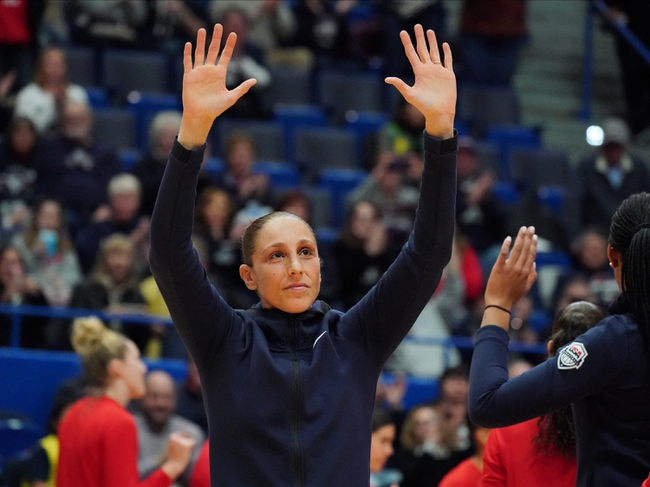 Phoenix Mercury vs. Connecticut Sun - 8/26/20 WNBA Pick, Odds, and Prediction