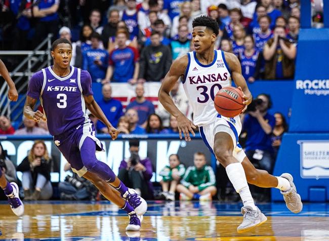 Kansas State vs. Kansas - 2/29/20 College Basketball Pick, Odds, and Prediction