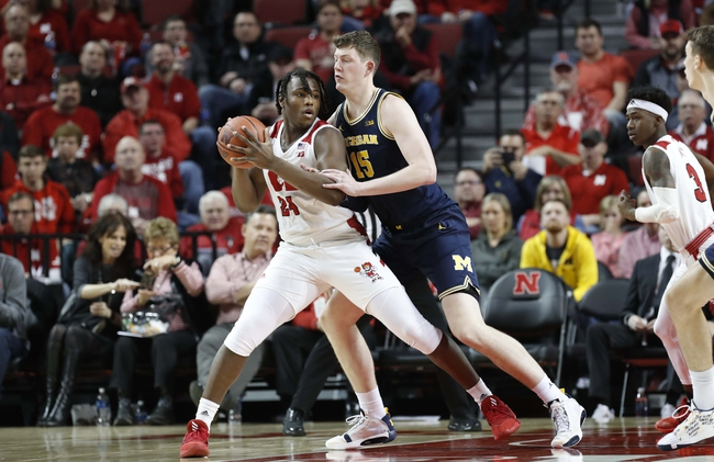 Michigan vs. Nebraska - 3/5/20 College Basketball Pick, Odds, and Prediction
