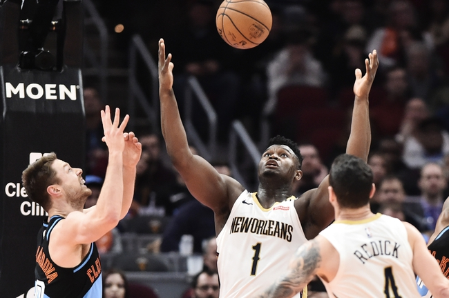New Orleans Pelicans vs. Cleveland Cavaliers - 2/28/20 NBA Pick, Odds, and Prediction