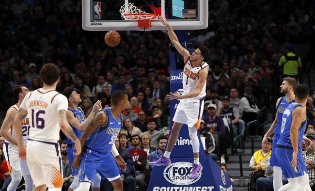 Phoenix Suns vs. Dallas Mavericks - 8/13/20 NBA Pick, Odds, and Prediction